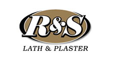 R&S Stucco Logo