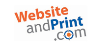 WebsiteandPrint.com Logo